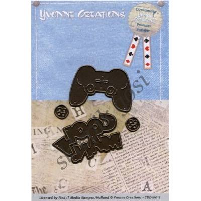 YVONNE CREATIONS - PLAY STATION