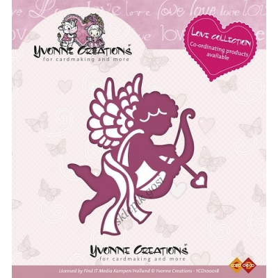 YVONNE CREATIONS - LOVE COLLECTION - AMOREK