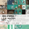 O'CLOCK - SEA STORIES - zestaw kart do Project Life