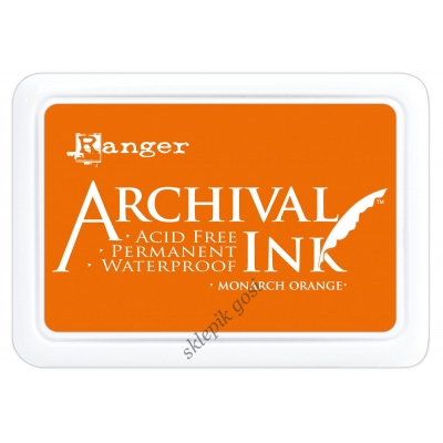 TUSZ ARCHIVAL INK - Monarch orange